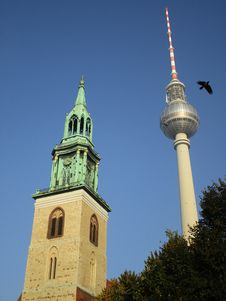 Free Tower, Spire, Landmark, Steeple Stock Image - 116413631