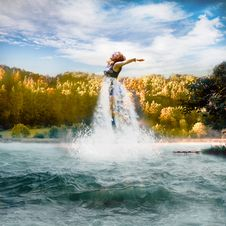 Free Water, Nature, Water Feature, Sky Stock Photo - 116413800