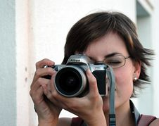 Free Photograph, Single Lens Reflex Camera, Eyewear, Cameras & Optics Royalty Free Stock Images - 116413839