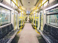 Free Interior Photograph Of Train Royalty Free Stock Photo - 116504515