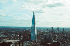 Free Glass Framed High-rise Building Royalty Free Stock Photography - 116504687