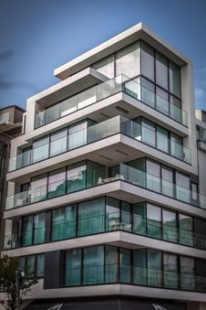 Free Building, Residential Area, Condominium, Commercial Building Royalty Free Stock Photo - 116610935