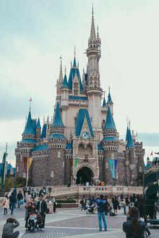 Free Walt Disney World, Landmark, Amusement Park, Tourist Attraction Stock Images - 116610964