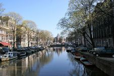 Free Canal, Waterway, Reflection, Water Stock Images - 116611094