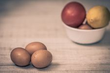 Free Egg, Still Life Photography, Easter Egg, Ingredient Royalty Free Stock Photos - 116611238