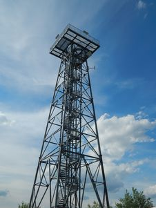 Free Tower, Sky, Observation Tower, Structure Stock Photo - 116611430