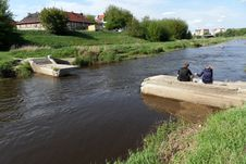 Free Waterway, Body Of Water, Bank, Canal Stock Photos - 116611803