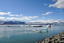 Free Water, Glacial Lake, Sky, Iceberg Royalty Free Stock Photos - 116611938
