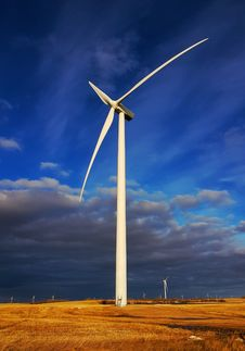 Free Wind Turbine, Wind Farm, Windmill, Sky Royalty Free Stock Image - 116612006