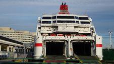 Free Passenger Ship, Water Transportation, Ferry, Ship Stock Photography - 116612032