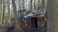 Free Shack, Tree, House, Shed Stock Photos - 116612153