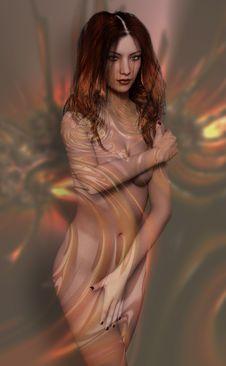 Free Fashion Model, Beauty, Human Hair Color, Model Royalty Free Stock Photos - 116612248