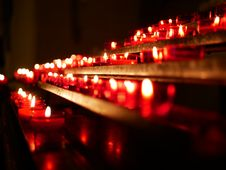Free Candles Royalty Free Stock Image - 116695246