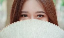 Free Close-up Photography Of Woman S Eyes Royalty Free Stock Photography - 116695337