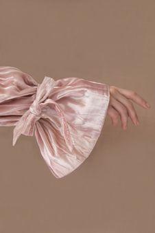 Free Pink Satin Apparel Royalty Free Stock Photos - 116695748