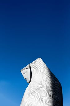 Free Low Angle Photography Of Gray Statue Royalty Free Stock Photos - 116696178
