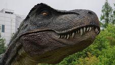 Free Dinosaur, Tyrannosaurus, Velociraptor, Terrestrial Animal Royalty Free Stock Photography - 116733097