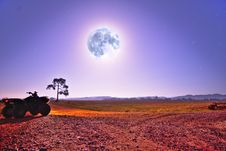 Free Sky, Nature, Moon, Atmosphere Royalty Free Stock Photography - 116733637