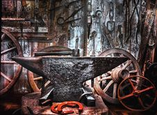 Free Iron, Metal, Rust Stock Photography - 116733732