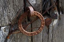 Free Metal, Rope, Rust Royalty Free Stock Image - 116734156