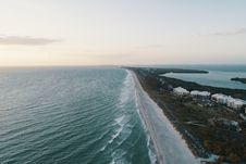 Free Aerial View Photography Of Ocean Royalty Free Stock Images - 116776169