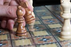 Free Indoor Games And Sports, Games, Chess, Board Game Stock Photos - 116789373