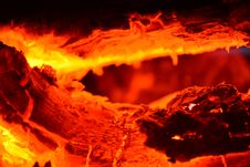 Free Flame, Fire, Geological Phenomenon, Heat Stock Image - 116789951