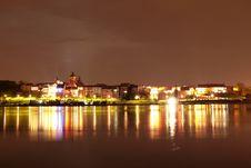 Free Reflection, Night, Cityscape, Skyline Stock Photography - 116790042