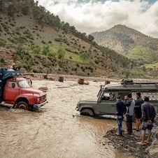 Free Car, Off Roading, Mountainous Landforms, Vehicle Royalty Free Stock Image - 116790816