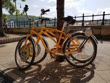 Free Bicycle, Land Vehicle, Road Bicycle, Bicycle Wheel Stock Image - 116790871