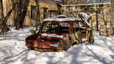 Free Motor Vehicle, Car, Snow, Vehicle Royalty Free Stock Images - 116884419