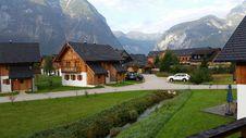 Free Mountain Village, Mountain Range, Mountainous Landforms, Property Royalty Free Stock Image - 116884826