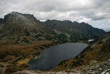 Free Highland, Tarn, Mountain, Mountainous Landforms Stock Image - 116884851
