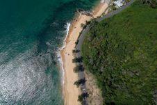 Free Bird S-eye View Photo Of Island Royalty Free Stock Image - 116927906