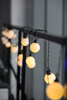 Free Selective Focus Photo Of String Lights Stock Image - 116928001