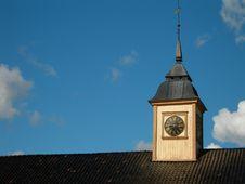 Free Clock Royalty Free Stock Photography - 1170007