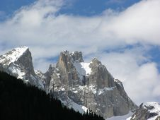 Free Alps - Dolomiti - Italy Royalty Free Stock Images - 1170059