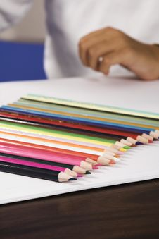 Free Pencils Stock Photo - 1170990