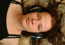 Free Enjoying Music 1 Stock Photo - 1172730