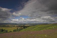 Free Moorland Landscape Stock Photography - 1173062