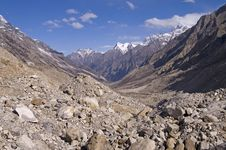 Free Valley Of Bhagirathi (Ganga) River Royalty Free Stock Photography - 1173237