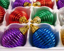 Free Christmas Ornaments Royalty Free Stock Photo - 1173505