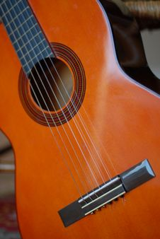 Free Six Strings Stock Photography - 1174512