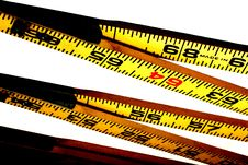 Free Measuring Stick II Royalty Free Stock Images - 1175359
