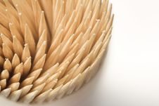 Free Swirly  Toothpicks Stock Images - 1176714