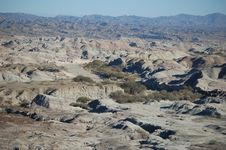 Free Geological Rock Formations In Ischigualasto National Park Royalty Free Stock Photos - 1177608