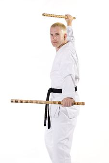 Free Martial Arts Royalty Free Stock Images - 1177659