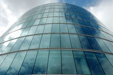 Free Reflections In A Skyscraper Stock Photos - 1177903