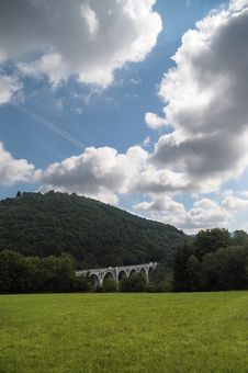 Free Railroad Bridge Stock Photo - 1178060