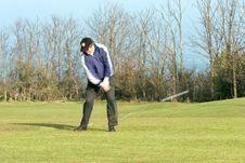 Free Golfer Royalty Free Stock Image - 1178066